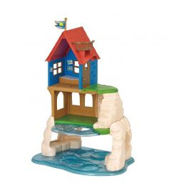 Secret Island Playhouse - 5229 - Sylvanian Families
