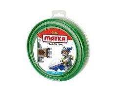 Dark Green Toy Block Tape - 2M 4Stud - Mayka