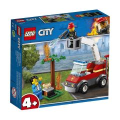 Barbecue Burn Out - City Fire 2019 - Lego City