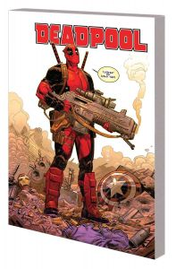 Deadpool by Skottie Young - Vol 01: Mercin' Hard For the Money - TP
