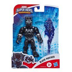 Black Panther Action Figure | Marvel Super Hero Adventures | Playskool Heroes