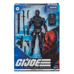 Snake Eyes | G.I. Joe | Classified Series Action Figure