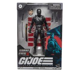 Snake Eyes   G.I. Joe Origins   Classified Series Action Figure