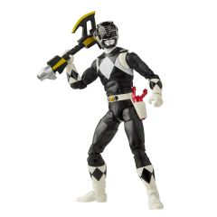 MMPR Black Ranger - Power Rangers Lightning Collection - Might Morphin