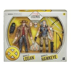 Logan & Hawkeye Marvel Movie Legends Action Figure Two Pack