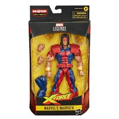 "Marvel's Warpath | X-Force| 6"" Scale Marvel Legends Series Action Figure"