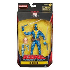"Deadpool    Deadpool   6"" Scale Marvel Legends Series Action Figure"