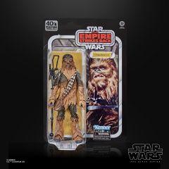 "Chewbacca - Star Wars - 6"" Black Series Action Figure - Retro Card"