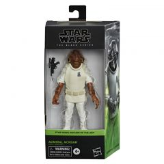 "Admiral Ackbar | 6"" Black Series Action Figure 