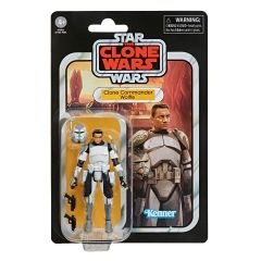 "Clone Commander Wolffe | Vintage Collection 3.75"" Scale Action Figure 