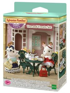 Tea And Treats Set - Sylvanian Families