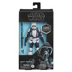 "Scout Trooper | 6"" Scale Black Series Gaming Greats Action Figure | Star Wars: Jedi Fallen Order"