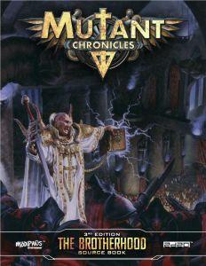Brotherhood Source Book - Mutant Chronicles Sourcebook