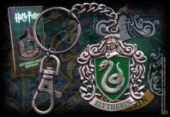 Slytherin Crest Keychain - Harry Potter