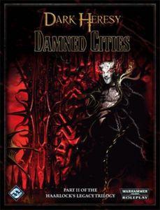 Damned Cities - Dark Heresy Warhammer 40K RPG Fantasy Flight Games FFG