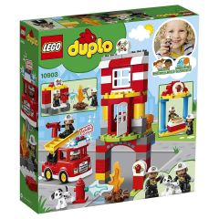 10903 - Fire Station - Lego Duplo