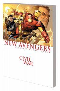 Civil War - New Avengers - TP