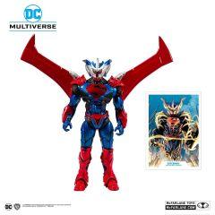 "Superman Unchained 7"" Action Figure - McFarlane DC Multiverse"