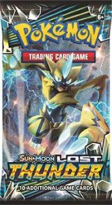 Lost Thunder Booster Pack - Pokemon TCG