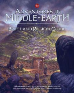 Bree-Land Region Guide - Adventures in Middle Earth