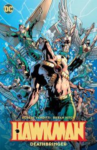 Hawkman - Vol 02: Deathbringer - TP