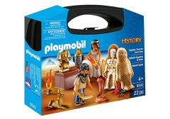 Egyptian Treasure Carry Case | Playmobil