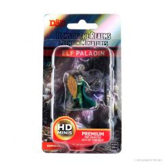 Elf Paladin (She/Her/They/Them) | Icons Of The Realms Premium Figure | Wave 4 | Wizkids