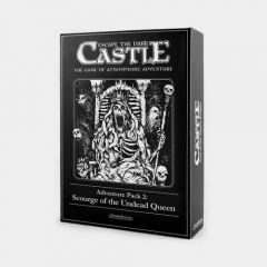 Adventure Pack 2: Scourge of the Undead Queen   Escape The Dark Castle Expansion