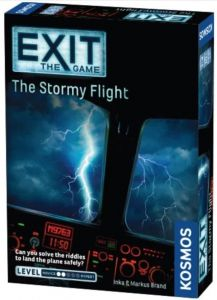 The Stormy Flight - Exit The Game
