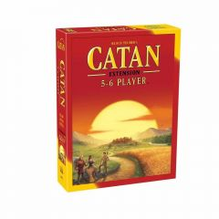 Catan 5 -6 Player Expansion (2015 Refresh Edition) | Settlers of Catan