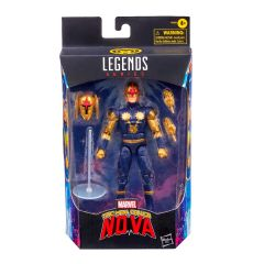 "Marvel's Nova | The Man Called Nova | 6"" Scale Marvel Legends Series Action Figure"