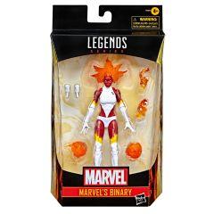 "PRE-ORDER: Marvel's Binary   Marvel   6"" Scale Marvel Legends Series Action Figure"