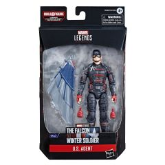 """PRE-ORDER: U.S. Agent 