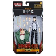 """Xialing   Shang-Chi And The Legend Of The Ten Rings   6"""" Scale Marvel Legends Series Action Figure"""