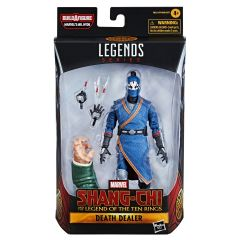 """Death Dealer   Shang-Chi And The Legend Of The Ten Rings   6"""" Scale Marvel Legends Series Action Figure"""
