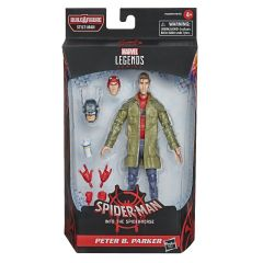 Peter B. Parker | Spider-Man: Into the Spider-Verse | Marvel Legends Action Figure