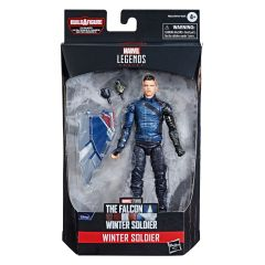 """PRE-ORDER: Winter Soldier 