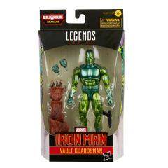 "PRE-ORDER: Vault Guardsman | Iron Man | 6"" Scale Marvel Legends Series Action Figure"