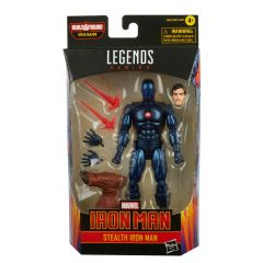 "PRE-ORDER: Stealth Iron Man | Iron Man | 6"" Scale Marvel Legends Series Action Figure"