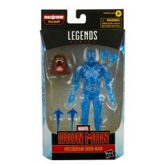 "PRE-ORDER: Hologram Iron Man | Iron Man | 6"" Scale Marvel Legends Series Action Figure"