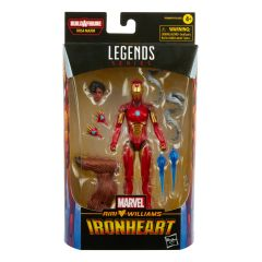 "PRE-ORDER: Riri Williams | Ironheart | 6"" Scale Marvel Legends Series Action Figure"