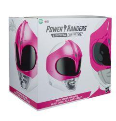 PRE-ORDER: Mighty Morphin Pink Ranger Helmet | Power Rangers Lightning Collection