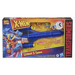 PRE-ORDER: Ultimate X-Spanse | Action Figure | Transformers Generations Collaborative: Marvel Comics X-Men Mash-Up