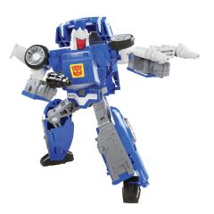 PRE-ORDER: Tracks WFC-K26 | Deluxe Action Figure | Transformers Generations War for Cybertron: Kingdom