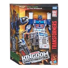 Ultra Magnus WFC-K20   Leader Class Action Figure   Transformers Generations War for Cybertron: Kingdom