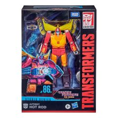 Hot Rod | Voyager Class | Studio Series 86-04 | Transformers the Movie