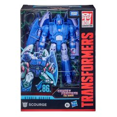 Scourge   Studio Series 86-05 Voyager Class Action Figure   Transformers: The Movie