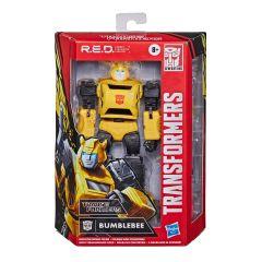 Bumblebee   R.E.D. Figure (Robot Enhanced Design)   Transformers
