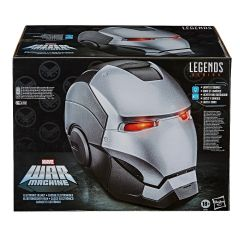 Warmachine Electronic Helmet | Marvel Legends Series