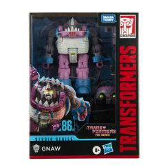 PRE-ORDER: Gnaw | Studio Series 86-06 Deluxe Class Action Figure | Transformers: The Movie